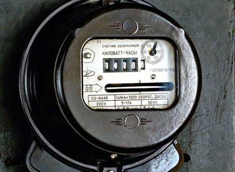 Почему не работает электросчётчик
