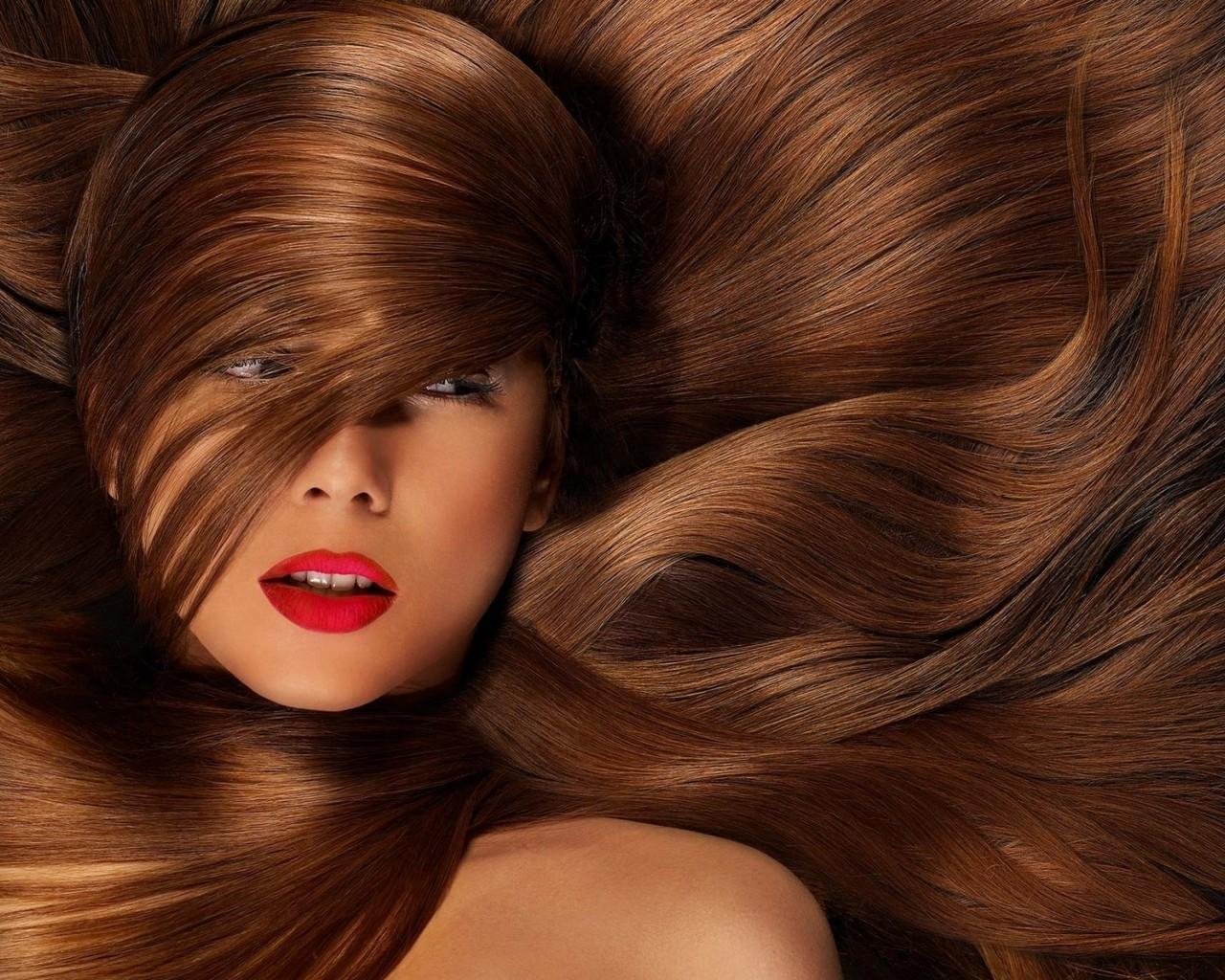 Фото самого красивого цвета волос
