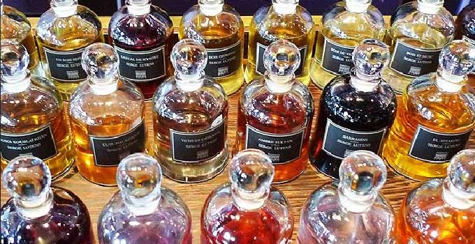Как создать парфюмерную композицию