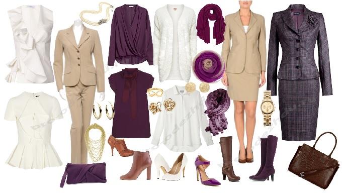 Женский гардероб на лето